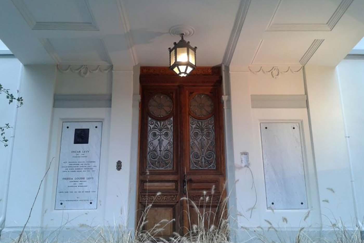 001h. Villa Marienquelle (Eingang fertig)