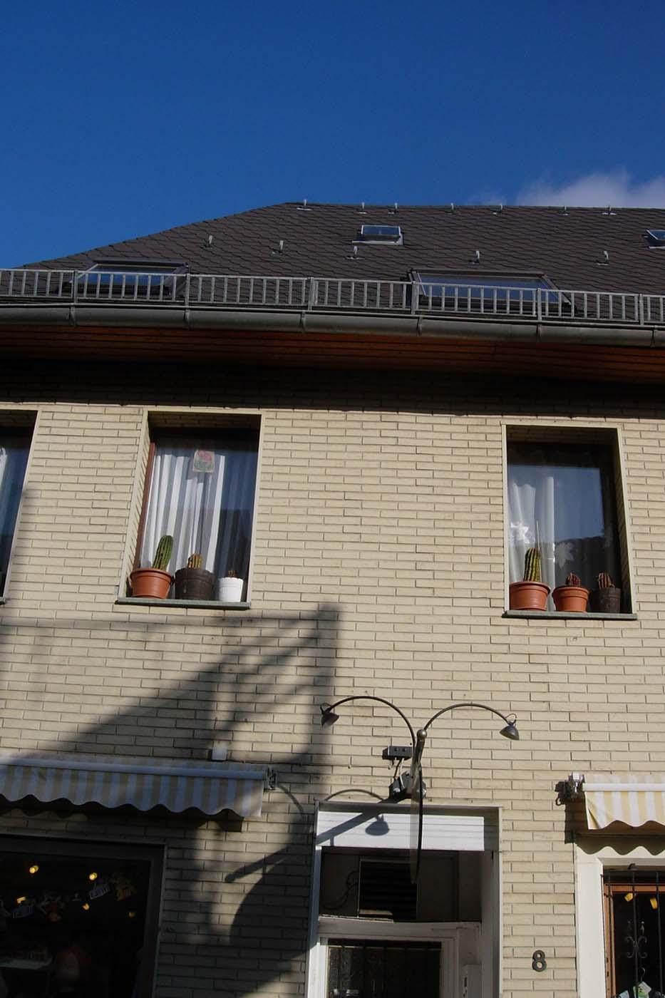 01_Erbach Markt, Haupthaus Urzustand 2008