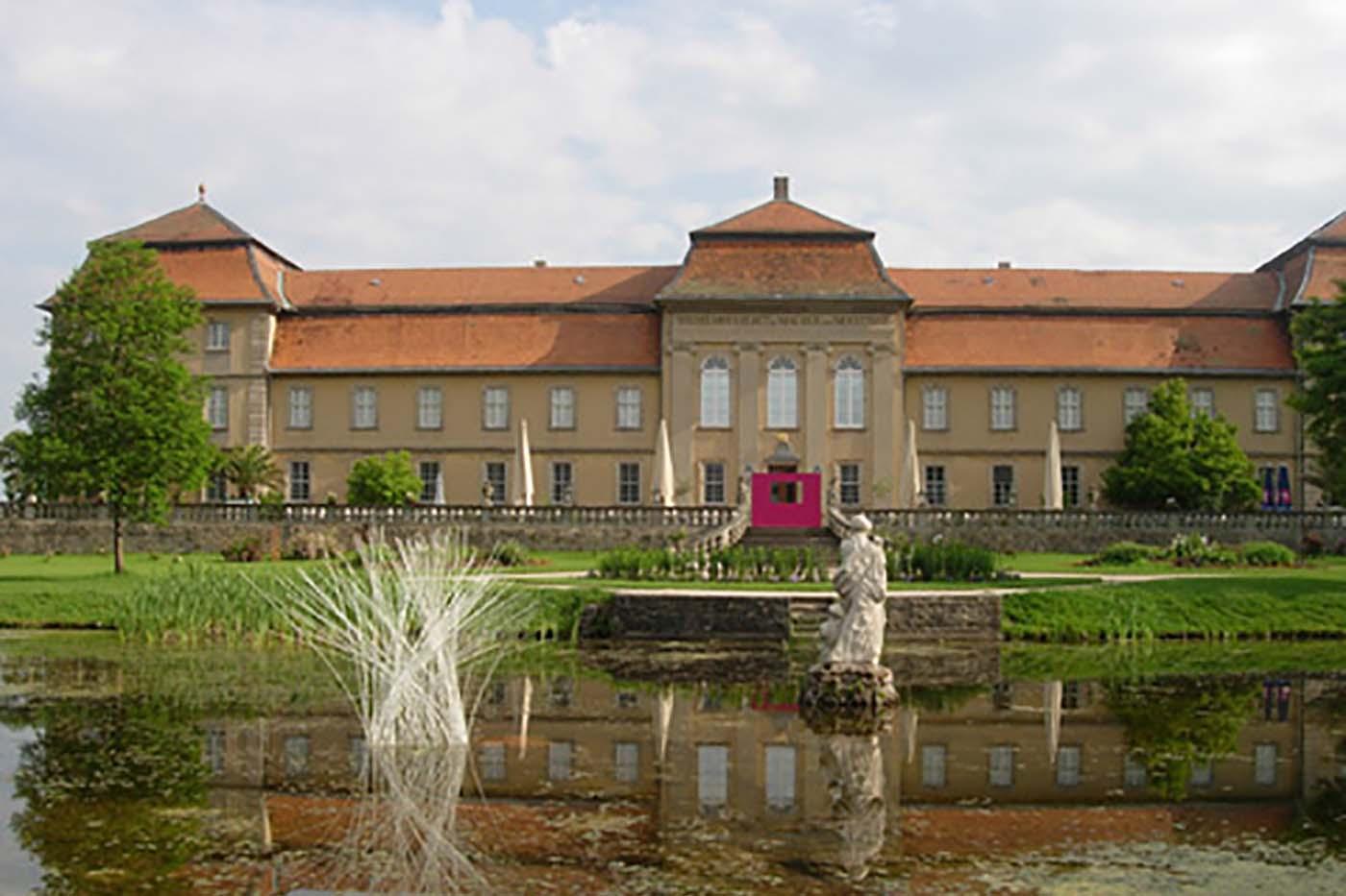 05_Ansicht Restaurantterrasse, Schloss Fasanerie [2007]