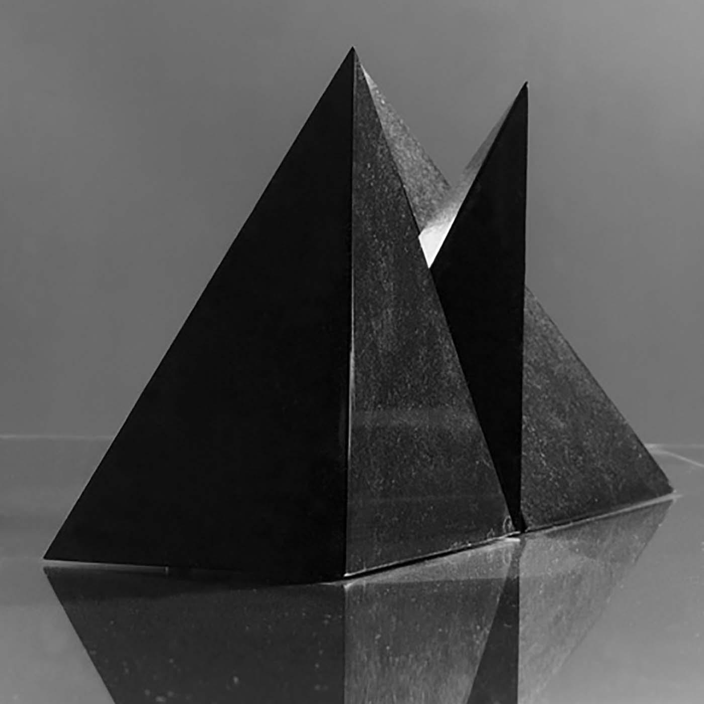 24_Tetraeder, Entwurf Aussenanlage K [1993]