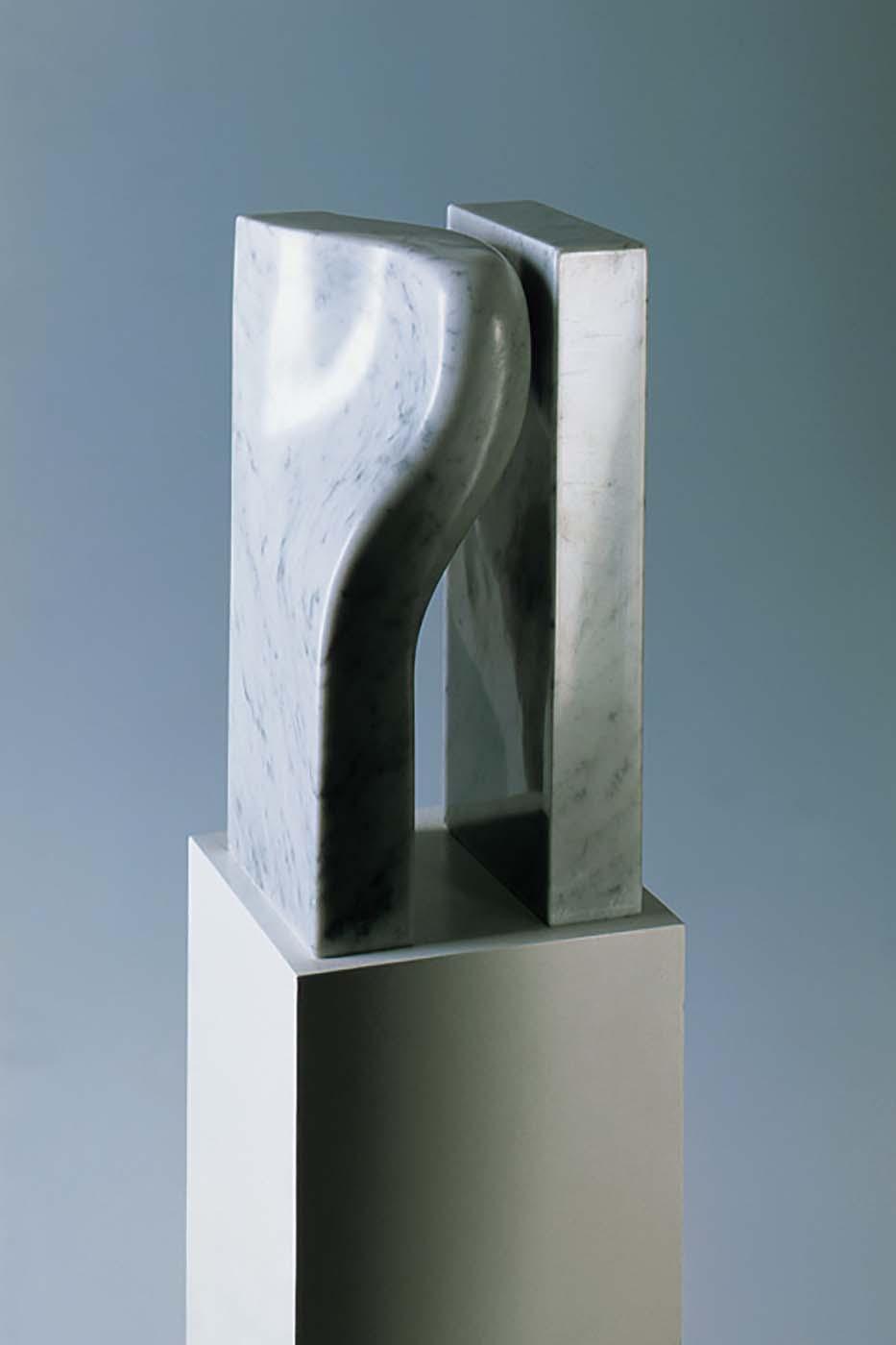 36_Zuneigung, Bianco Carrara [1989]
