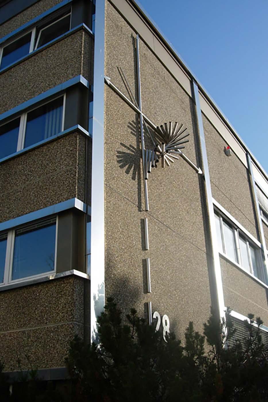 40_Umbau Buerohaus, Frankfurt [1996]