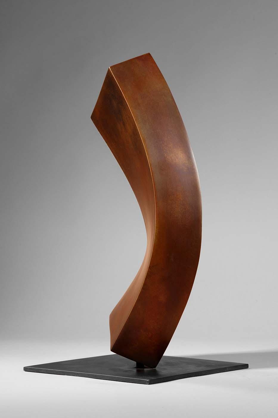 Atem, 2011, Bronze, 41 x 19 15 cm (01)