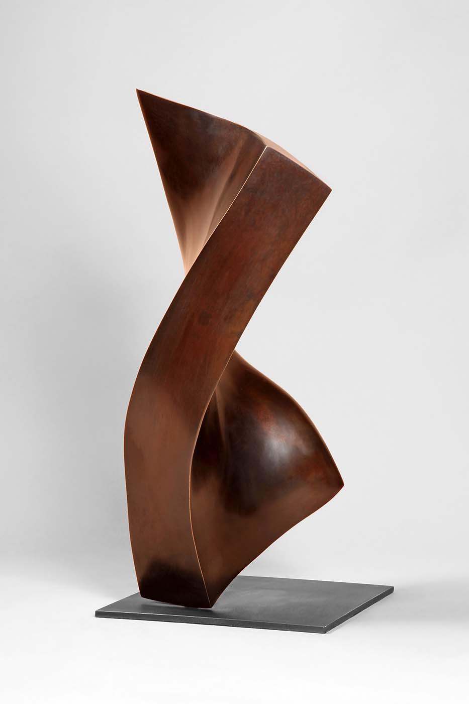 Cosi fan tutte, 2014, Bronze, 38 x 22 x 38 cm