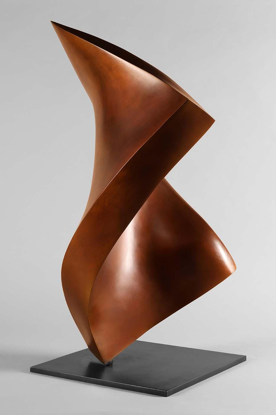 Cosi fan tutte (groß), 2017, Bronze, 62 x 40 x 40 cm, (1).jpg