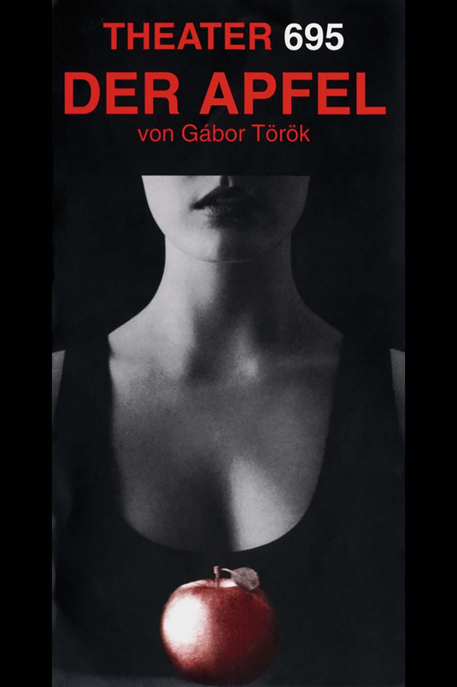 Der Apfel von Gabor Toeroek