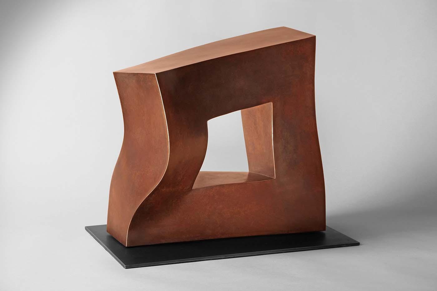 Durchblick (I), 2015, 38 x 40 x 20 cm