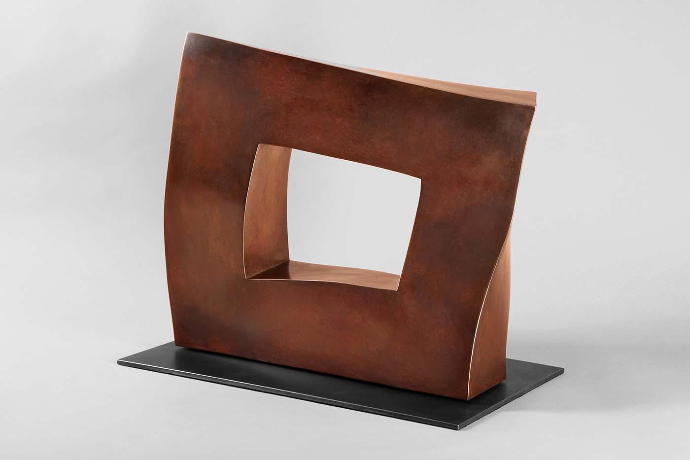Durchblick (II), 2015, 38 x 40 x 20 cm