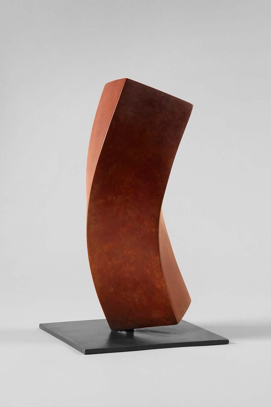 Ein Stück Geschichte, 2011, Bronze, 29 x 12 x 14 cm (2)