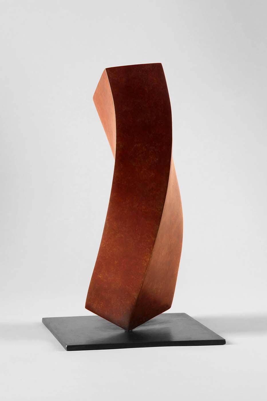 Ein Stück Geschichte, 2011, Bronze, 29 x 12 x 14 cm