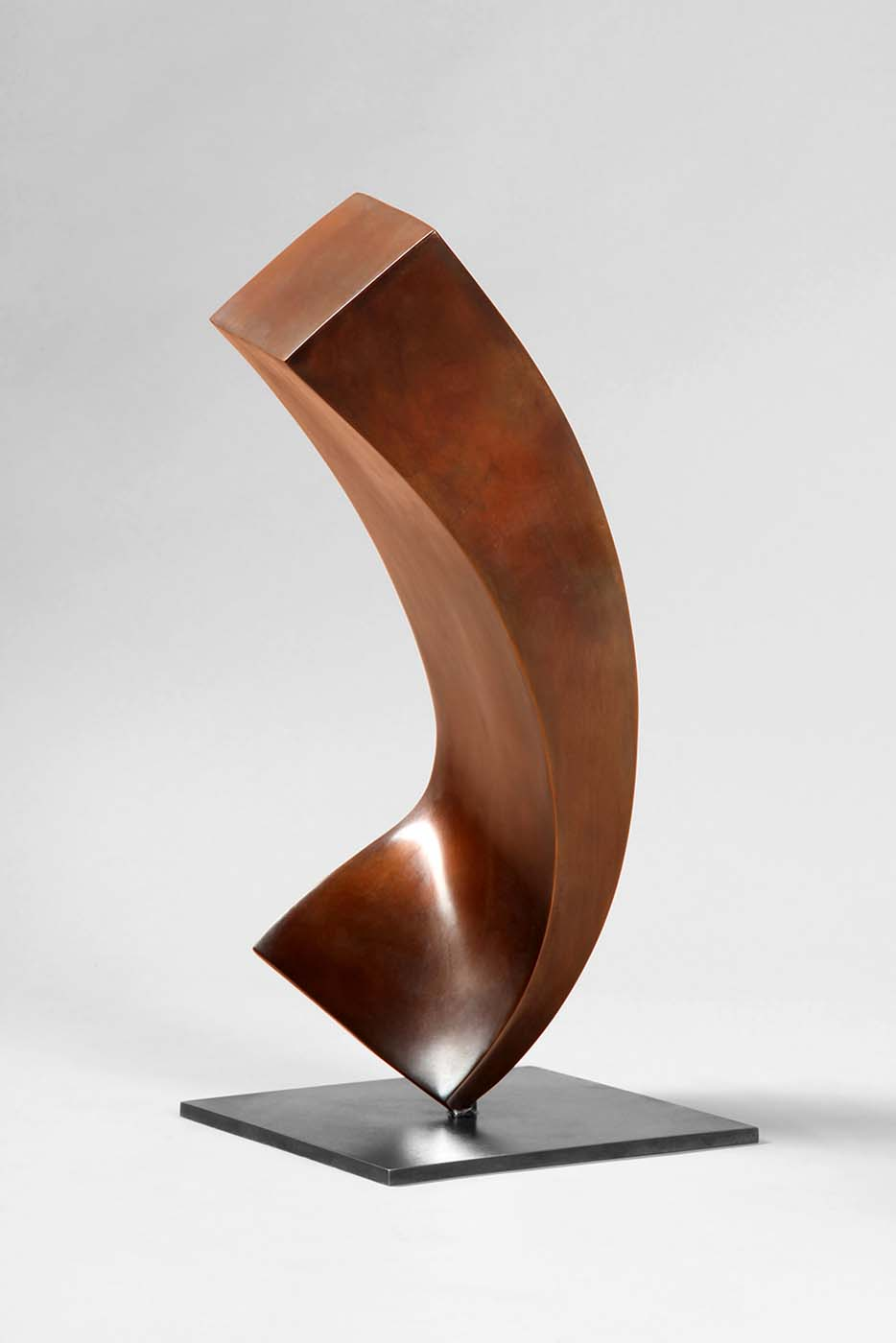 Erwartung, 2013, Bronze, 30 x 10 x 13 cm