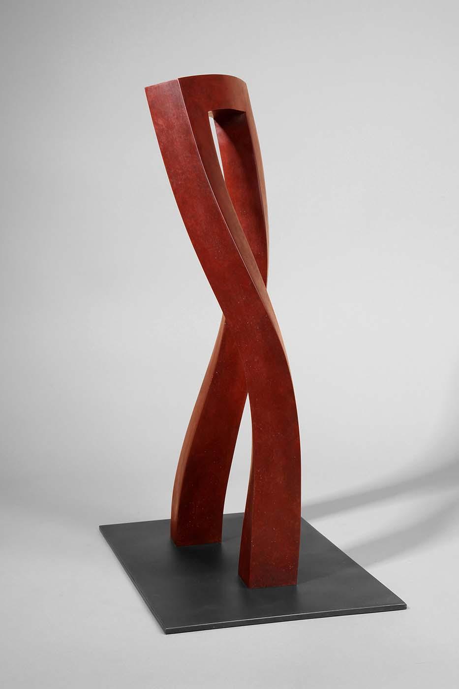 Großer Schritt, 2011, Bronze, 48 x 21 x 15 cm (02)