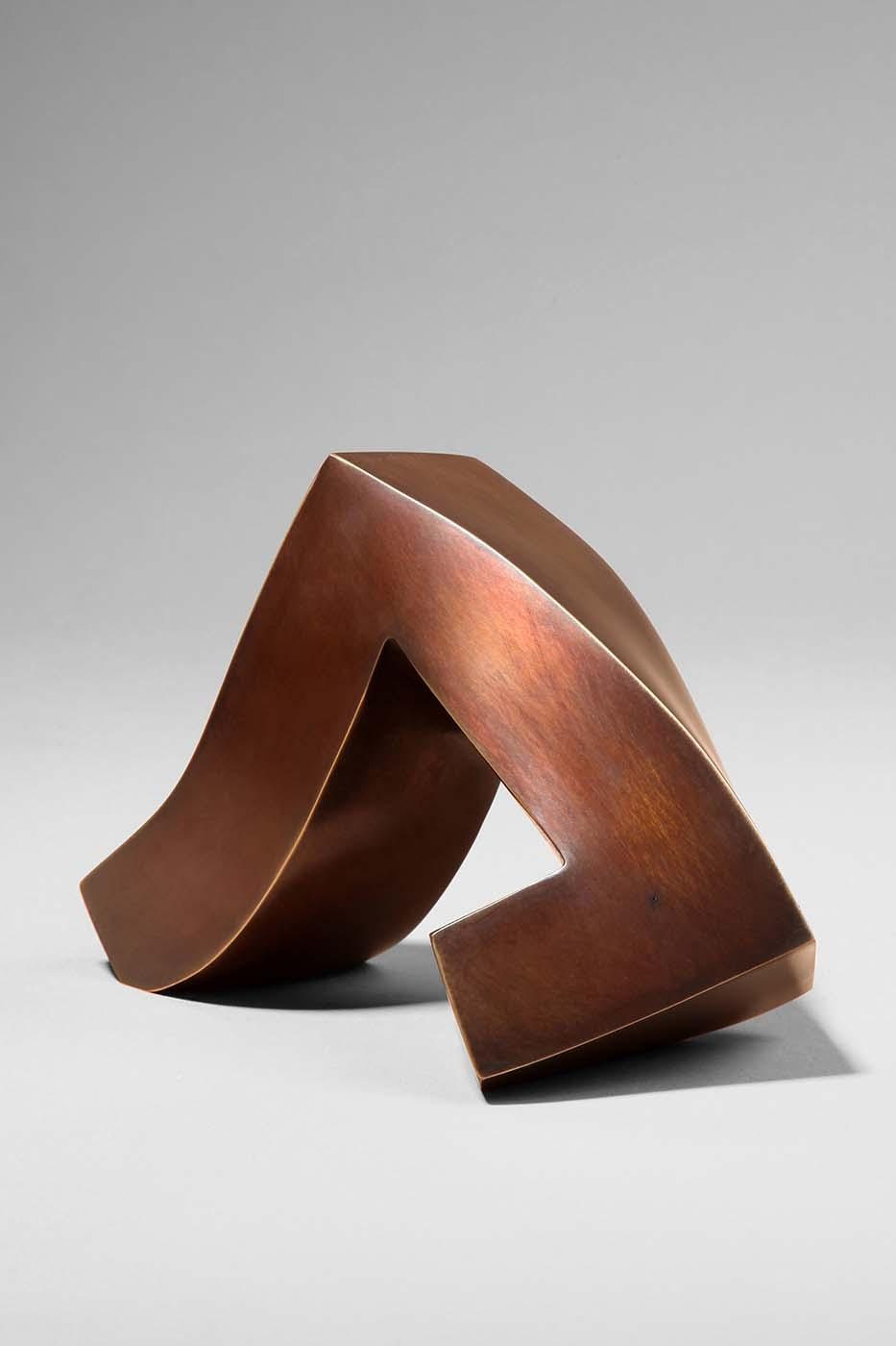 Kleiner Purzelbaum, 2012, Bronze, 11 x 17 x 9 cm (01)