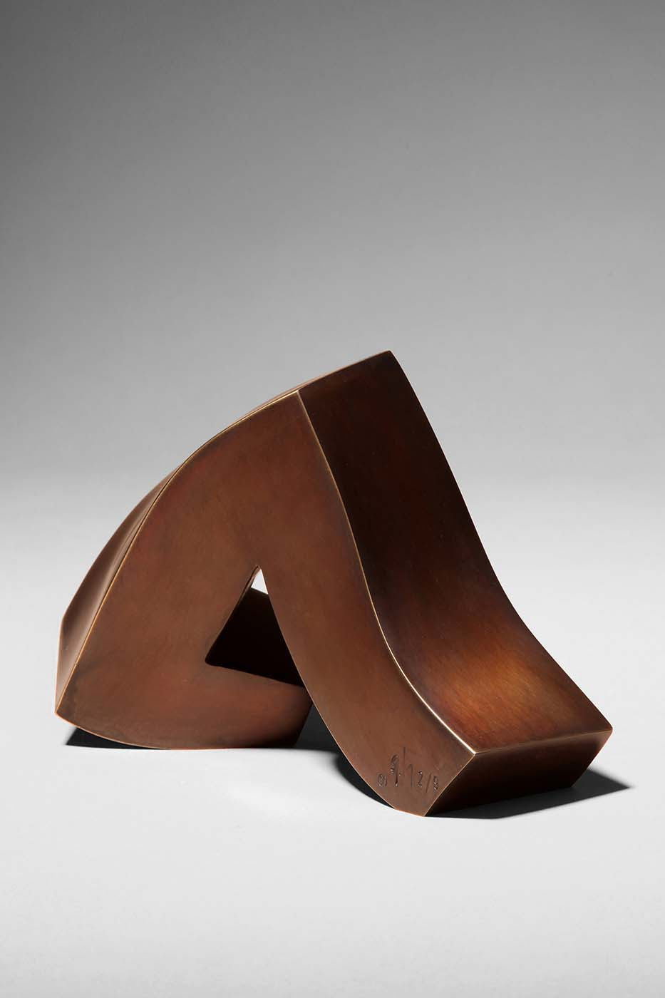 Kleiner Purzelbaum, 2012, Bronze, 11 x 17 x 9 cm (02)