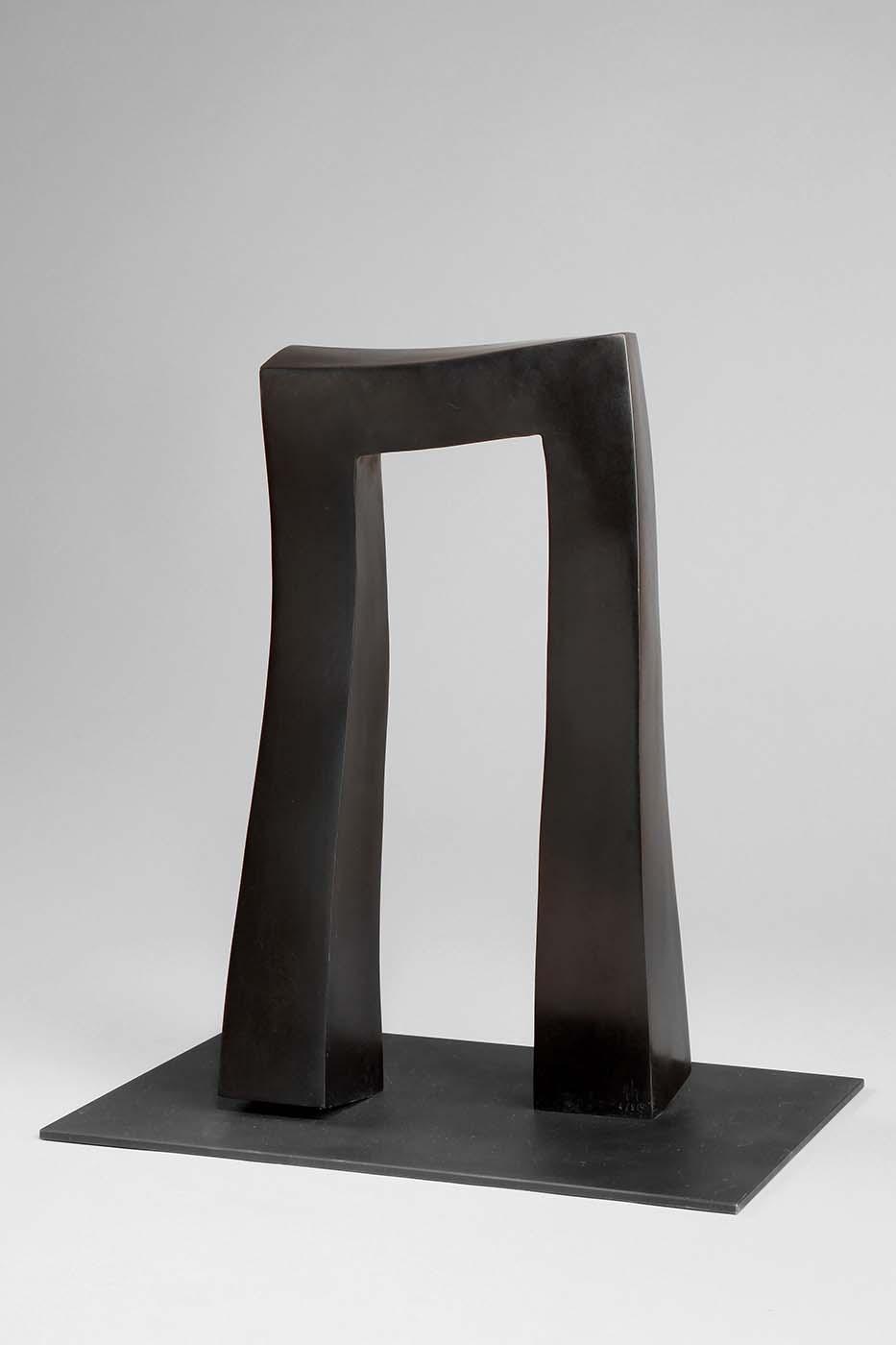 Lauf der Zeit, 2008, Bronze, 40 x 23 x 12cm (01)