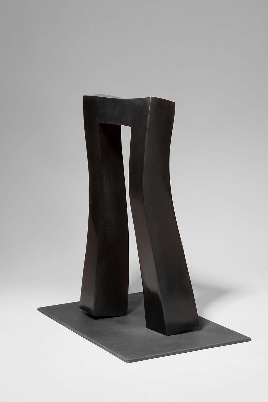 Lauf der Zeit, 2008, Bronze, 40 x 23 x 12cm (02)