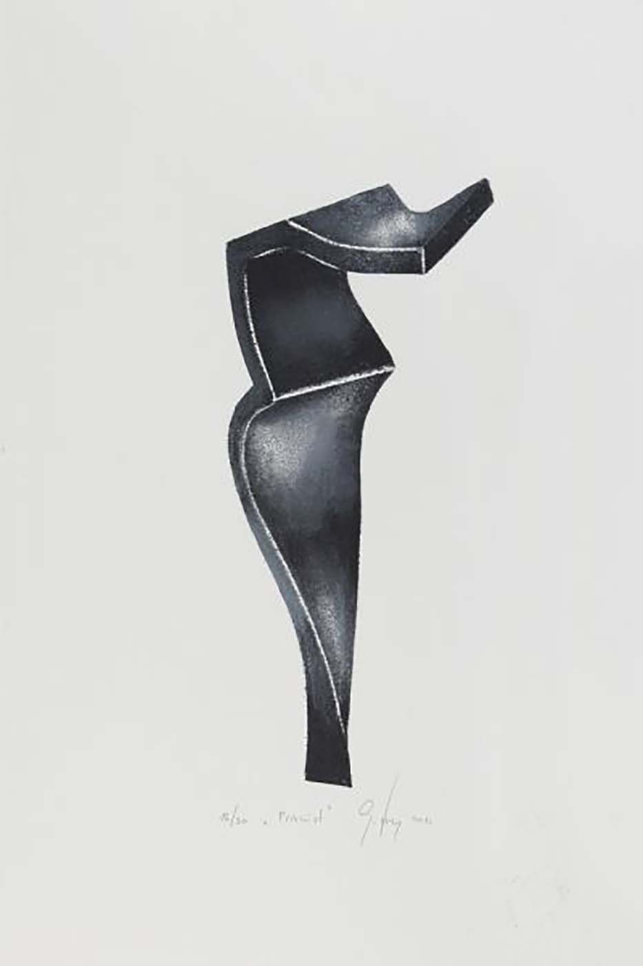 PIANIST, 2012, 27 x 34 cm (k)