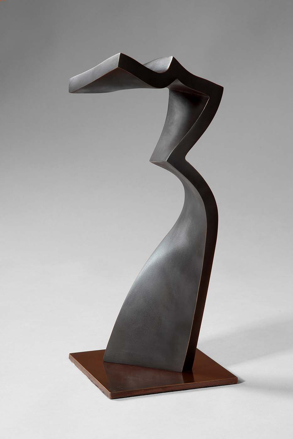 Pianist, 2012, Bronze, 30 x 14 x 12 cm (01)