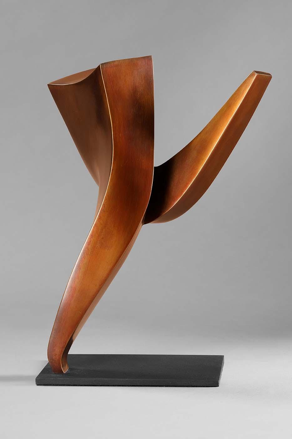 Primadonna, 2016, Bronze, 26 x 11 x 19,5 cm, (1).jpg