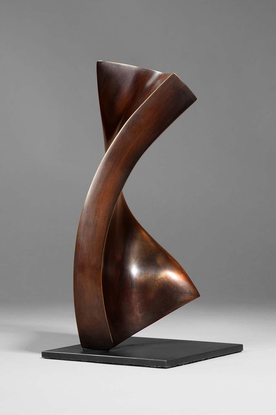 Tango, 2012, Bronze, 25 x 15 x 13 cm (02)