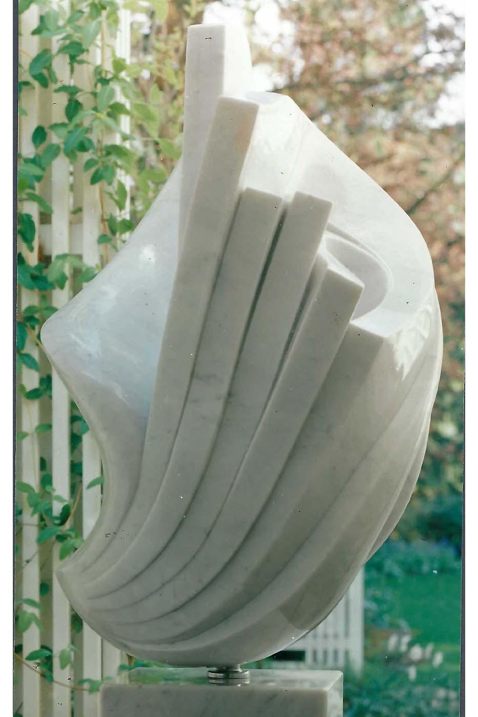Ohne Titel, 1989, Bianco Carrara Oridinario (1)