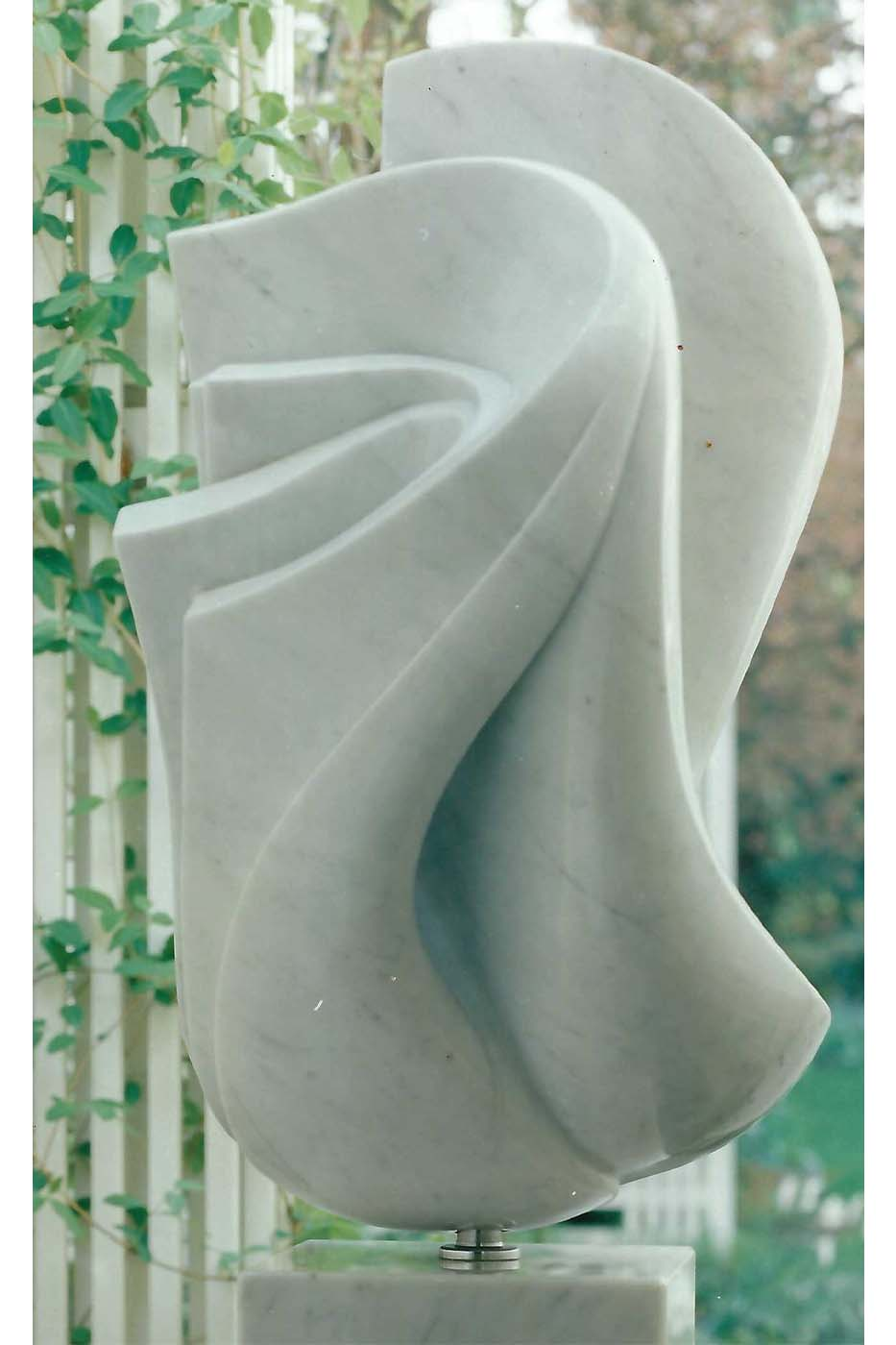 Ohne Titel, 1989, Bianco Carrara Oridinario (2)