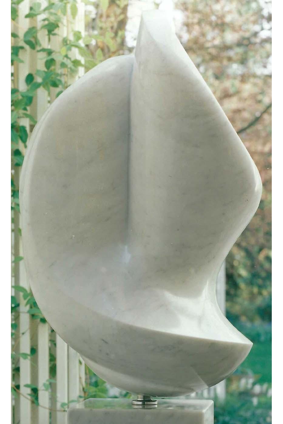 Ohne Titel, 1989, Bianco Carrara Oridinario (3)